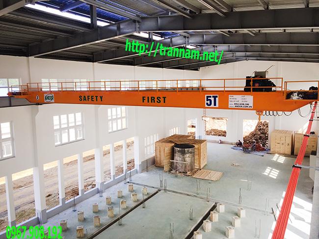 Chế tạo cầu trục đôi tại Hà Nội