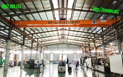 Lắp cầu trục đôi tại Bắc Ninh