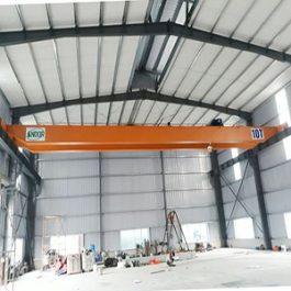 Cầu trục dầm đôi 10 tấn – Thủy Nguyên Hải Phòng.