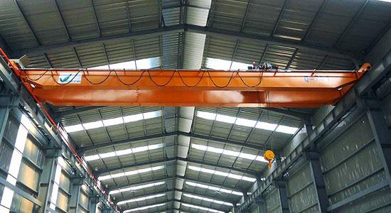 Cầu trục hai dầm 7.5 tấn