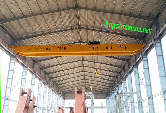 Cung cấp cầu trục đôi tại Hưng Yên