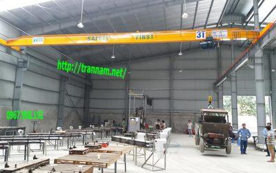Cung cấp cầu trục 3 tấn trọn gói tại Hà Nam