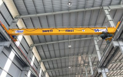 Chế tạo cầu trục tại Bắc Ninh