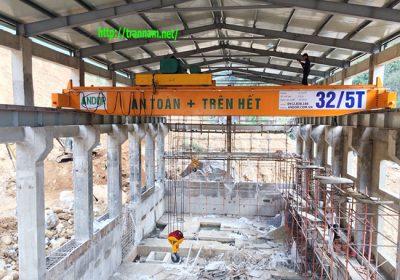 Chế tạo cầu trục uy tín tại Lai Châu