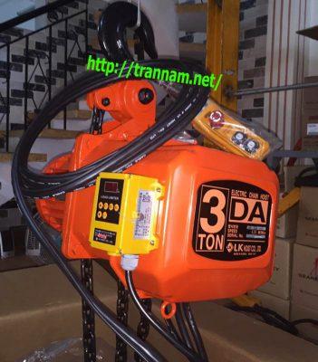 Palang xích điện 3 tấn