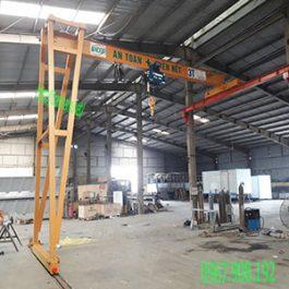 Bán cổng trục dầm đơn 3 tấn – tại Hà Nội