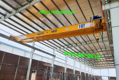 Cung cấp cầu trục 10 tấn uy tín