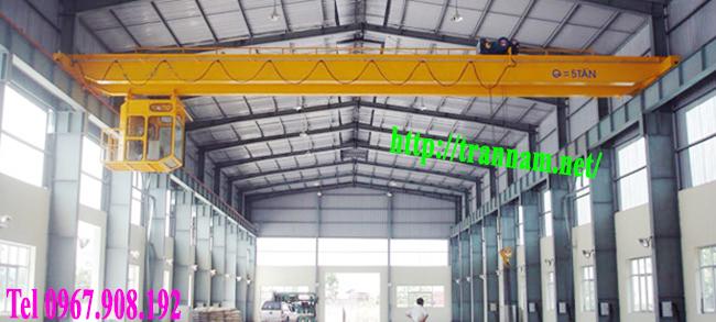 Lắp cầu trục tại Ninh Bình, Nam Định, Thái Bình