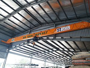 Chế tạo cầu trục chất lượng tại Tuyên Quang