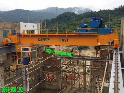 Cung cấp cầu trục trong nhà máy tại Nghệ An