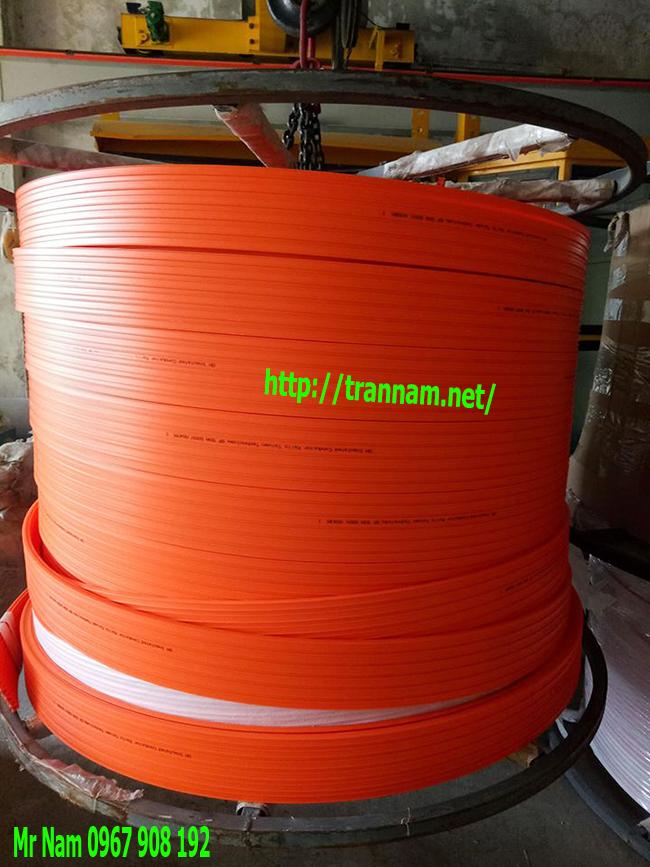 Cáp điện 6P - Ray điện cầu trục 6P